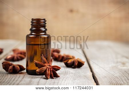 Organic anise essential oil