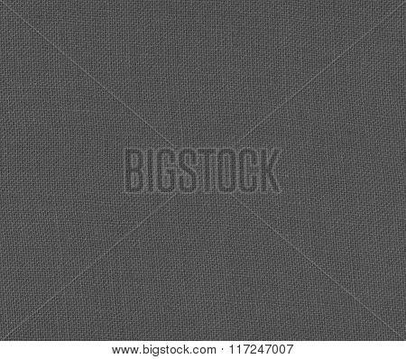 Gray fabric texture for background.