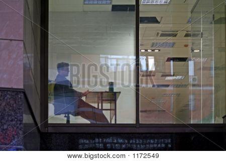 Window Of Office.