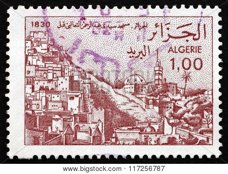 Postage Stamp Algeria 1984 Sidi Abderrahman