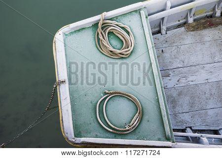 Nautical Mooring Ropes