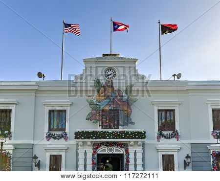 Ponce City Hall - Puerto Rico