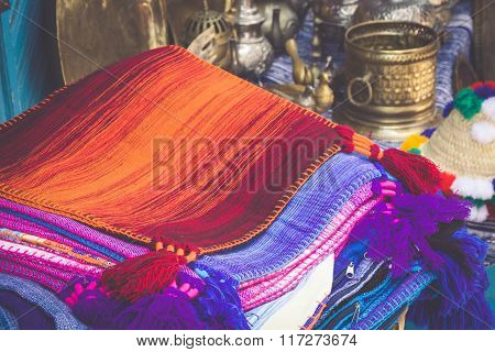 Moroccan Souvenir Shop