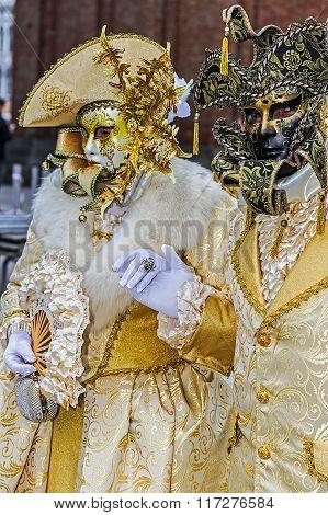 Venezian Mask 19