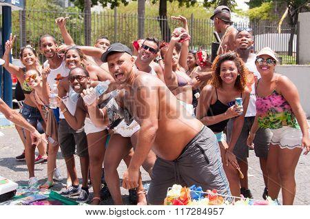 Rio de Janeiro Street Carnival