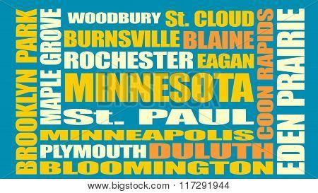 Minnesota State Cities List