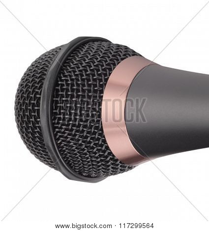Dynamic Microphone Isolated