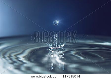 Splash of Water Drop