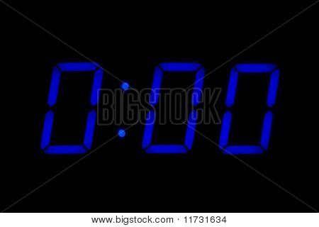 Electronic Table Clock