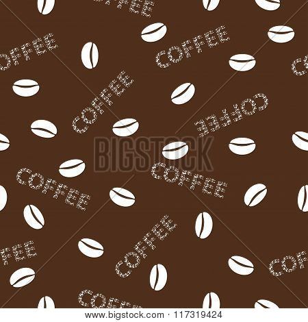 ?offee Seamless Background