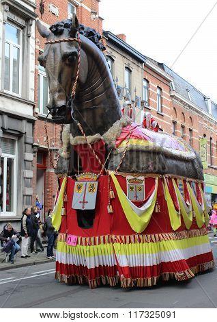 Ros Balatum Carnival Aalst