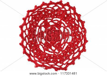 Knitting Napkin
