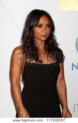 LOS ANGELES - FEB 5:  Danielle Nicolet at the 47TH NAACP Image Awards Arrivals at the Pasadena Civic Auditorium on February 5, 2016 in Pasadena, CA