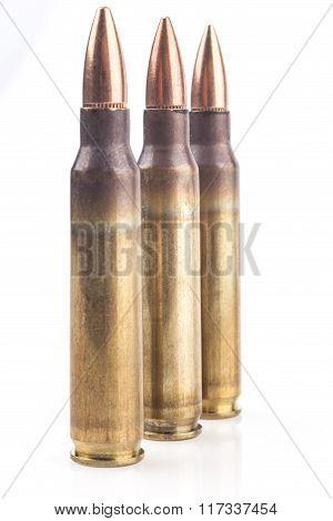Three Bullets Row
