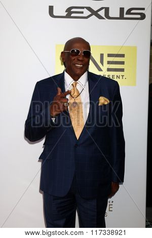 LOS ANGELES - FEB 5:  Lou Gossett Jr at the 47TH NAACP Image Awards Arrivals at the Pasadena Civic Auditorium on February 5, 2016 in Pasadena, CA