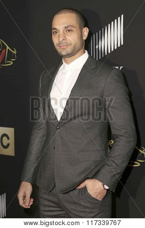 LOS ANGELES - FEB 2:  Michael Mando at the Better Call Saul Season Two Special Screening at the ArcLight on February 2, 2016 in Culver City, CA
