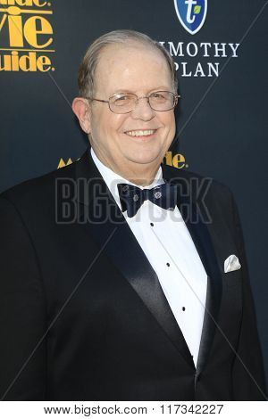 LOS ANGELES - FEB 5:  Dr Ted Baehr at the 24th Annual MovieGuide Awards at the Universal Hilton Hotel on February 5, 2016 in Los Angeles, CA
