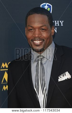 LOS ANGELES - FEB 5:  TC Stallings at the 24th Annual MovieGuide Awards at the Universal Hilton Hotel on February 5, 2016 in Los Angeles, CA
