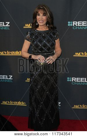 LOS ANGELES - FEB 5:  Kate Linder at the 24th Annual MovieGuide Awards at the Universal Hilton Hotel on February 5, 2016 in Los Angeles, CA