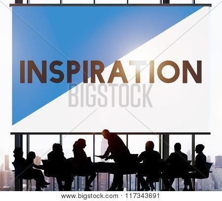 Business People Meeting Inspiration Start up Concept