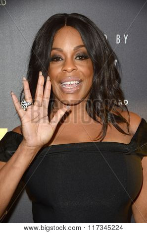 LOS ANGELES - JAN 31:  Niecy Nash at the Art Directors Guild 20th Annual Excellence In Production Awards at the Beverly Hilton Hotel on January 31, 2016 in Beverly Hills, CA