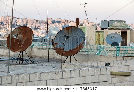 Antenna In Amman