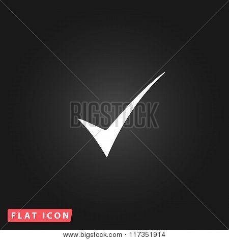 Elegant Check mark symbol