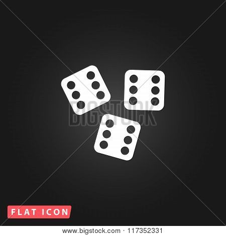 Lucky dices casino gambling game jackpot