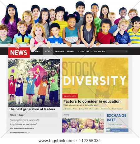 Diversity Variation Society Assortment Different Concept