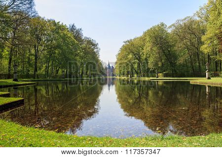 The Castle's Park De Haar