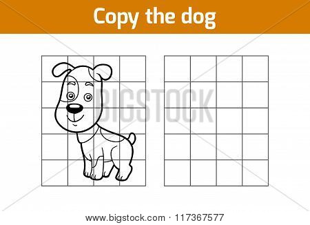 Copy The Picture (dog)