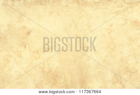 Background with grunge texture of the old, soiled paper