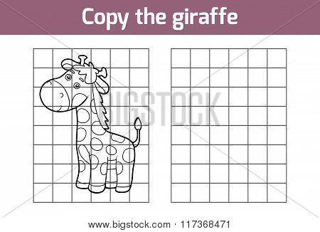Copy The Picture (giraffe)