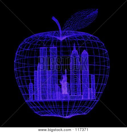 Blacklight Big Apple
