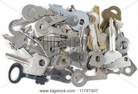 Many Many Keys