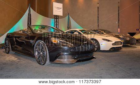 Aston Martin Exhibit