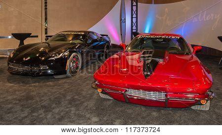Lingenfelter Corvette Exhibit