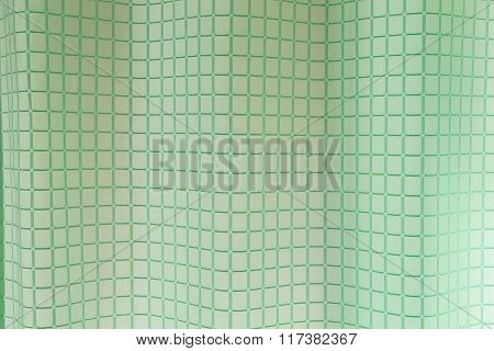Bright abstract green background.
