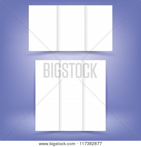 White Paper Brochures