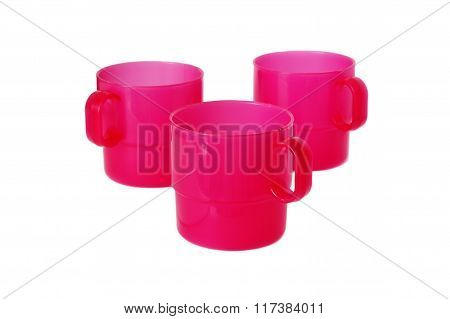 Plastic Cups For A Picnic