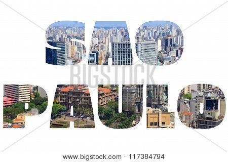 Sao Paulo Sign