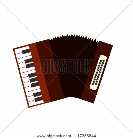 Accordion flat icon
