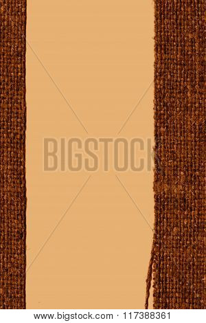 Textile Tarpaulin, Fabric Space, Camel Canvas, Fine Material, Rough Background