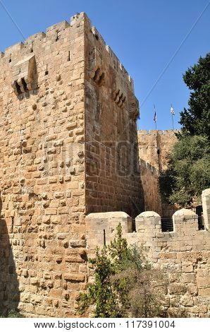 Tower of David.