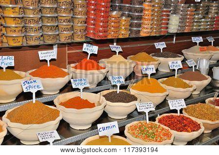 Jerusalem market.
