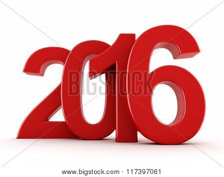 2016 New Year Digits