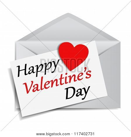 Happy Valentines Day Mail Message