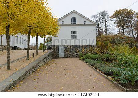 One Of The Old House Att Gunnebo