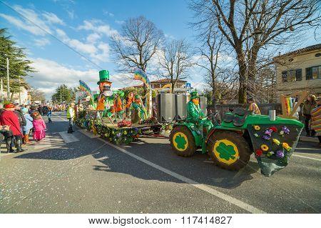 Kraski Pust O Carnevale Carsico