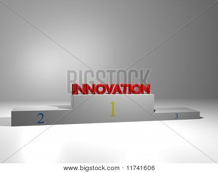 Podium - Innovation